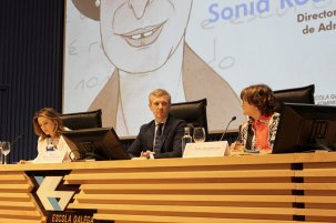 A EGAP celebra o Día das Letras Galegas enxalzando a figura de María Victoria Moreno e o seu compromiso coa lingua